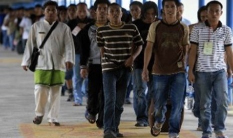 ANEH...Dideportasi dari Malaysia, 232 TKI Ilegal Asal NTT Ini Justru Kantongi KTP Siak-Riau, Kok Bisa?
