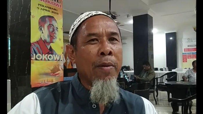 Kalah di Riau, Direktur Relawan TKD Minta 11 Kepala Daerah Maaf ke Jokowi, 'Katanya Mendukung, Tapi Tak Membantu, Apalagi Bantu Dana'