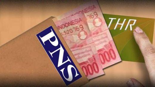 'Kejar Tayang', THR 2019 untuk PNS Cair Mei, PP Terbit Sebelum Pilpres