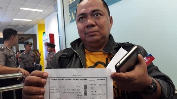 Penumpang Lion Air JT 610 Ini Sampai Lemes dan Menangis Karena Selamat dari Pesawat yang Jatuh di Laut Karawang