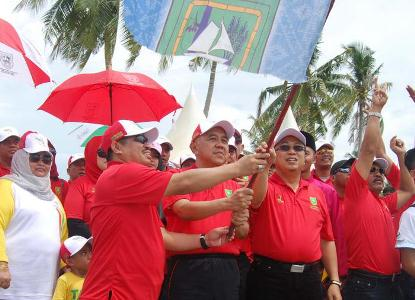 Begini Optimisme Camat Rupat Utara Soal Perencanaan Infrastruktur Jalan