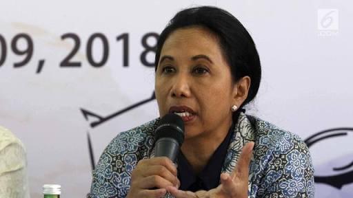 Kaji Ulang, Menteri Rini Beri Perintah ke Garuda: Turunkan Harga Tiket Pesawat!