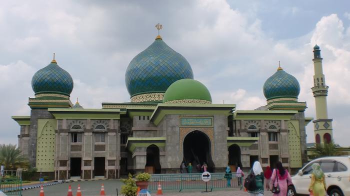 Bina Industri Kreatif, Dispar Riau Bersiap 'Genjot' Wisata Religi