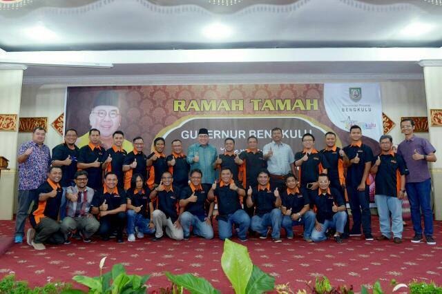Ekspedisi Pesona Indonesia, NLC Pilih Touring ke Bengkulu