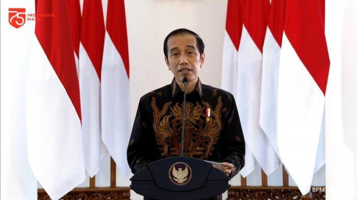 Warga Mengeluh Pendapatan Menurun, Jokowi: Harus Disyukuri, Wong yang Namanya Negara Defisit kok..