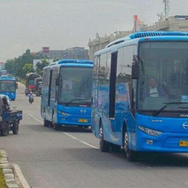 25 Juni, Dishub Pekanbaru Launching Rute TMP Baru