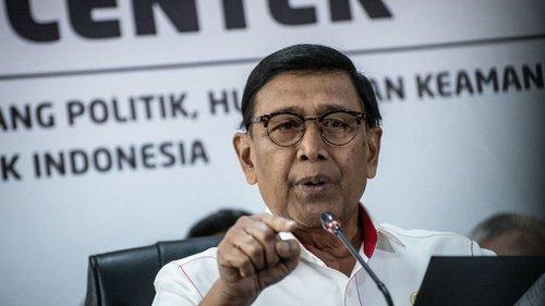 Pegawai KPK Bakal Diangkat Jadi ASN, Wiranto: Dia Bukan Organisasi Liar