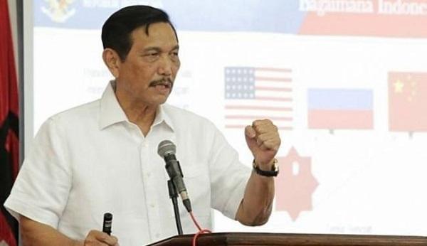 Blak-blakan, Luhut Ungkap Alasan Pemerintah Jokowi Lebih Dekat ke China Ketimbang Amerika, ''Sebelumnya Kalian Susah Ditemui, Jangan Salahkan Kami...''