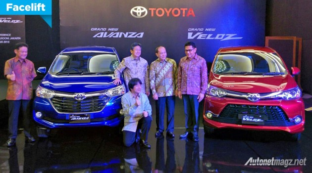 Ayo,Hunting Grand New Veloz- Avanza di SKA CoEx