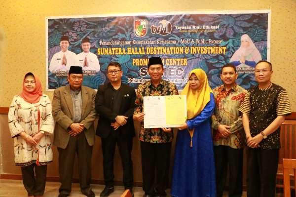 Pemko Pekanbaru Jalin Kerjasama dalam Pengembangan Wisata Halal