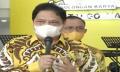 Di HUT Partai Golkar ke-57, Airlangga: Untuk Pemilihan Presiden, Kita Harus Menang!