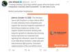 Presiden Jokowi Cuit Dukungan Bank Dunia Terhadap UU Omnibus Law Cipta Kerja