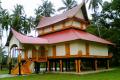 Wisata Budaya ke  Istana Kerajaan Rokan di Luhak Rokan IV Koto