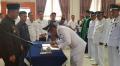 Wabup Said Hasyim Lantik 7 Penjabat Kepala Desa di Meranti