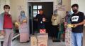PT. RAPP Salurkan Bantuan Gizi Balita di Puskesmas Singingi Hilir
