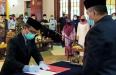 Bupati Siak  Alfedri Lantik Arfan Usman  Jadi Sekretaris Daerah