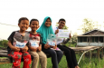 Terima Bantuan Rumah Yatim, Rafli Bersyukur Tak Lagi Berebut Daging Kurban