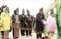 Gubri Resmikan Festival Pacu Jalur 2018 di Kuansing
