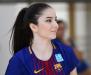 Klara Peric, Bintang Lapangan Volly Super Cantik  yang Mengidolakan Cristiano Ronaldo, Pantas...