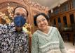 Nadiem Makarim Unggah Foto Sedang Bersama Ketum PDI Perjuangan Megawati Soekarnoputri, ''Saya Banyak Belajar dari Pengalaman Beliau...''